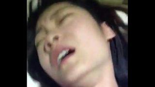 Asian guy fucks a beautiful asian MILF and she enjoy  amateurcamm.com