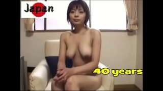 CASTING to JAPANESE MILF of 40 YEARS – Full VIDEO HEREs: https://ouo.io/3iKqzd