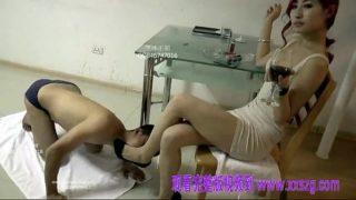 Chinese femdom 562
