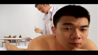 Chinese guy has crazy stuff pulled out his ass