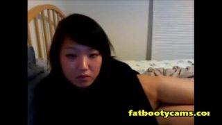 Cute and Innocent Asian Teen on Cam – fatbootycams.com
