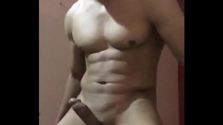 Jorge chino cruz masturbandose