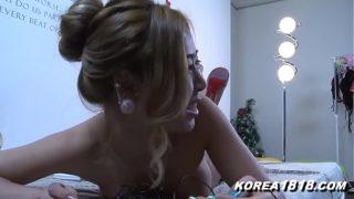 Korean Porn Show Hot Busty Korean Girl