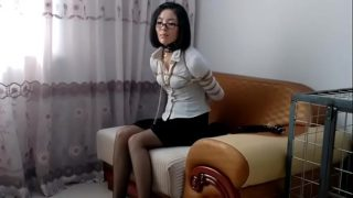 NorthEase Chinese Model Bondage 06 for Money. Watch more: http://123link.vip/hNC88n