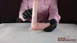 How To Do Girls Masturbate With Sex Toy